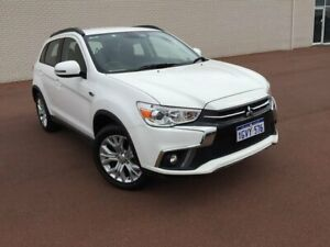 2019 Mitsubishi ASX XC MY19 ES 2WD ADAS White 6 Speed Constant Variable Wagon Morley Bayswater Area Preview