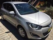 2012 Hyundai i20 PB Active Hatchback 3dr Manual 6sp 1.4L Como Sutherland Area Preview