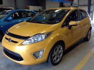 2012 Ford Fiesta  SES Hatchback with Leather and S-roof, no acci