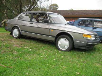 Saab 900 EMS Manual Coupe 166klm, Offers over $1900.00 Box Hill The Hills District Preview