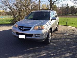 2004 Acura MDX Touring SUV