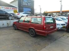 1999 Volvo V70 2.5 Maroon Automatic Wagon Croydon Burwood Area Preview