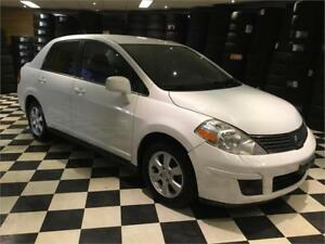 2008 Nissan Versa SL SEULEMENT $1995. Tel: 514-692-2005