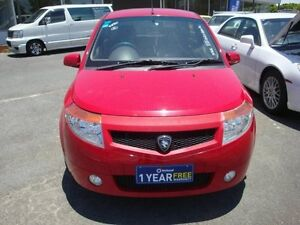2008 Proton Savvy Red Hatchback Eight Mile Plains Brisbane South West Preview