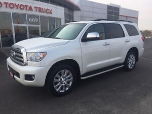 2014 Toyota Sequoia Platinum *** TOP OF THE LINE ***