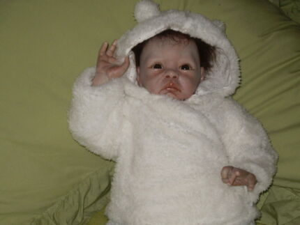 BABY PAIGE REBORN DOLL Woodend Macedon Ranges Preview