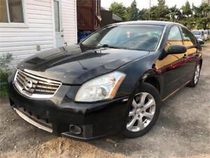 2007 Nissan Maxima 3,5 SE ***147,000km*** CUIR / TOIT / MAGS !!!