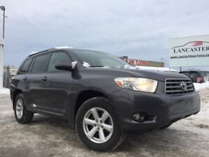 2008 Toyota Highlander 7 Passenger **ONE OWNER** **LOW MILEAGE**