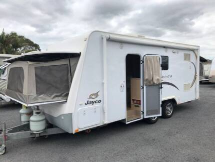 Jayco Expanda 2012 Clovelly Park Marion Area Preview