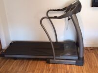 Horizon Fitness Elite 507 folding treadmill