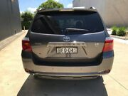 2008 Toyota Kluger GSU40R KX-S Wagon 7st 5dr Spts Auto 5sp, 2WD 3.5i Grey Sports Automatic Wagon Villawood Bankstown Area Preview