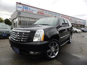 2007 Cadillac Escalade 7 PASSENGER FULLY LOADED DVD NAVIGATION