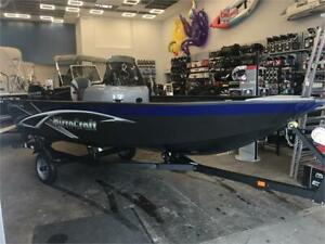 2019 MirroCraft Outfitter 165SC