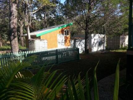 About 550 sq mt with 2 quality cabins 32 km to GPO Brisbane Region Preview