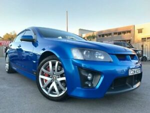 2008 Holden Special Vehicles ClubSport E Series MY08 Upgrade R8 Blue 6 Speed Manual Sedan Edgeworth Lake Macquarie Area Preview