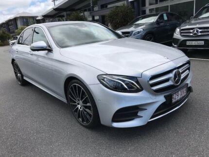 2016 Mercedes-Benz E200 W213 9G-Tronic PLUS Silver 9 Speed Sports Automatic Sedan