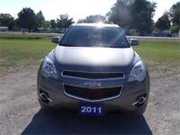 2011 Chevrolet Equinox 1LT London Ontario Preview