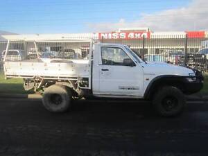 2006 NISSAN PATROL GU TD42 WRECKING ALL PARTS Brooklyn Brimbank Area Preview