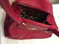 Original Vivienne Westwood Red Divina Bag