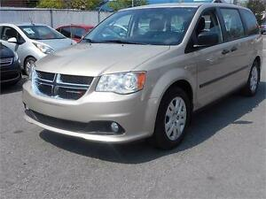 DODGE GRAND CARAVAN 2014 ( 7 PASSAGERS, CRUISE CONTROL )