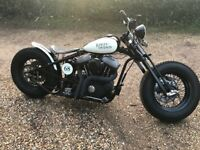 Harley Evo 1200 Sportster Bobber
