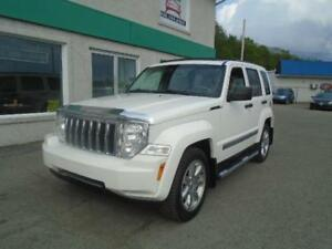 Jeep Liberty  Limited Edition 2010, Toit Panoramique.......Impec
