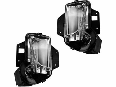 For 2013-2017 Cadillac XTS Fog Light Set 55385BR 2014 2015 2016 Fog Light
