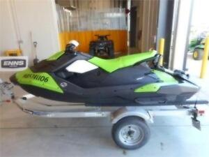 2016 BRP Sea-Doo Spark 3-Up 900
