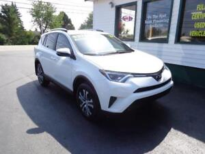 2017 Toyota RAV4 LE AWD for only $223 bi-weekly all in!