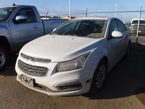 2016 Chevrolet Cruze Limited LT, rem. start, back up cam, sunroo