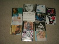 MADONNA - BIOGRAPHY AND 11 cds