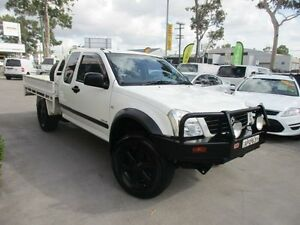 2003 Holden Rodeo RA LX White 5 Speed Manual 2D CAB CHASSIS North Parramatta Parramatta Area Preview