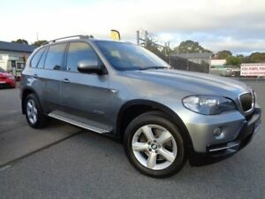 2009 BMW X5 E70 MY09 xDrive 30D Executive Grey 6 Speed Auto Steptronic Wagon Pooraka Salisbury Area Preview