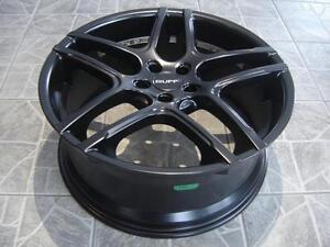 """Kit roues de mag avec pneus neufs 22"""" #M28"""