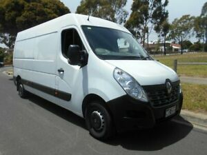 2016 Renault Master X62 LWB MR White Sequential Auto Van Preston Darebin Area Preview
