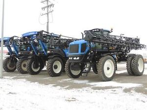 HUGE SELECTION OF NEW HOLLAND GUARDIAN SPRAYERS ON SALE