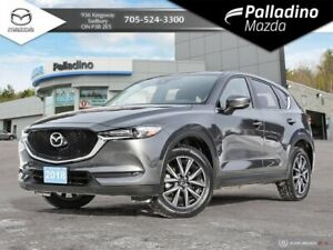 2018 Mazda CX-5 GT - VERY LOW MILEAGE - RARE FIND