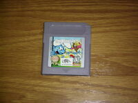 [Jeu GameBoy] The Smurfs