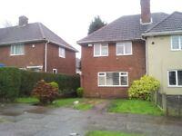 3BEDS: FITTED KITCHEN: PART FURNISHED: CONSERVATORY: REAR GARDEN: LOCAL AMENITIES: NO DSS ACCEPTED