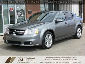 "2013 Dodge Avenger SXT ***Heated Seats & 18"" Alloy Wheels***"