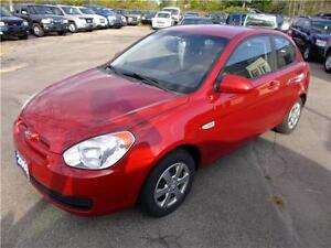 2009 Hyundai Accent Man GL 2 Year Warranty!!!