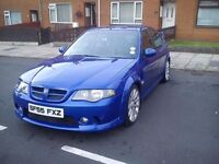MG ZS 2.5 LOOK like (ideal for young drivers)
