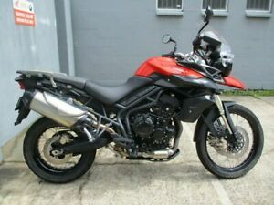 2012 Triumph Tiger 800 XC Nerang Gold Coast West Preview