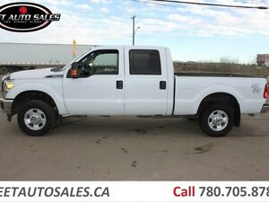 2012 Ford F-250 XLT 4x4 Super Crew !! Immaculate Condition !! Edmonton Edmonton Area image 4