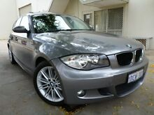 2009 BMW 120d E87 M-Sport Grey 6 Speed Automatic Hatchback Willagee Melville Area Preview