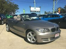 2009 BMW 125I E88 MY09 Gold 6 Speed Automatic Convertible Southport Gold Coast City Preview