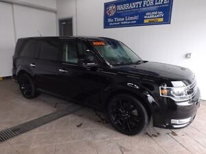 2016 Ford Flex Limited AWD LEATHER NAV SUNROOF