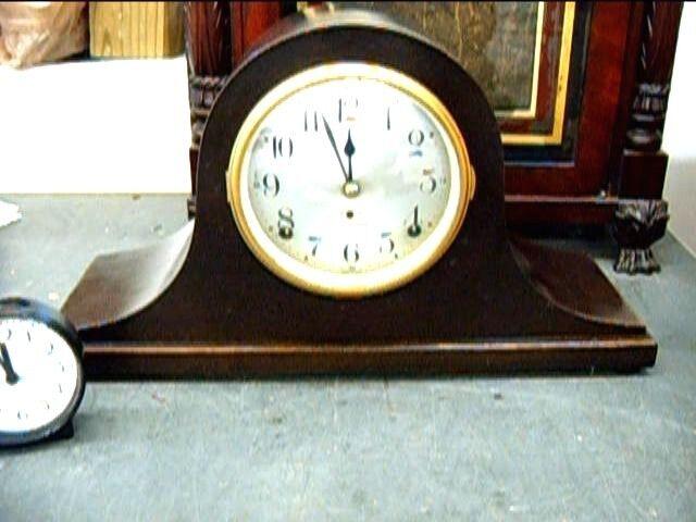Clock Repair DVD Video - Repairing the Seth Thomas 89 Mantel Clock Movement