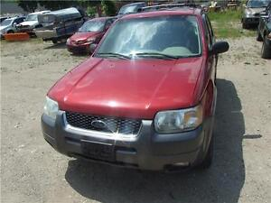 2003 Ford Escape XLT Leather Kitchener / Waterloo Kitchener Area image 2