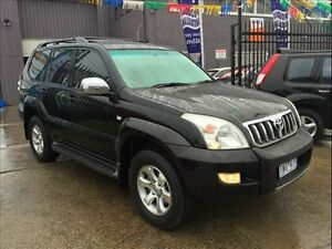 2005 Toyota Landcruiser Prado GRJ120R Grande (4x4) 5 Speed Automatic Wagon Brooklyn Brimbank Area Preview